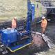 Premier 110RP Drill Rigby Raeburn Drilling & Geotechnical Ltd Scotland.