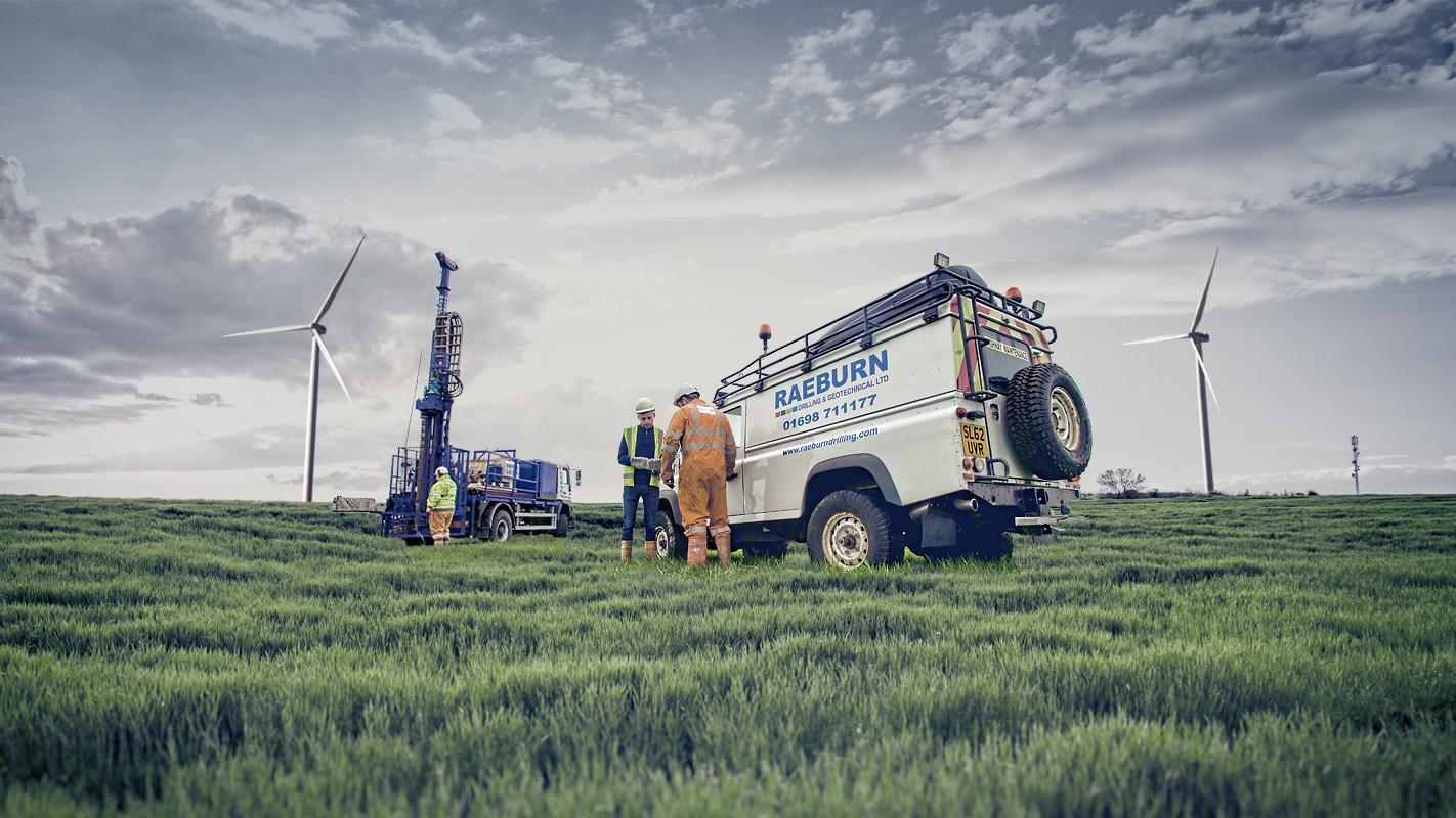 Drilling Site Investigation Services