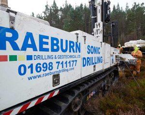 About Raeburn Sonic Driling