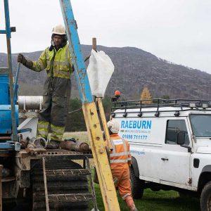 Raeburn Drilling Quality Assurance